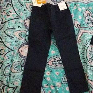 Gymboree Navy Khaki Pants